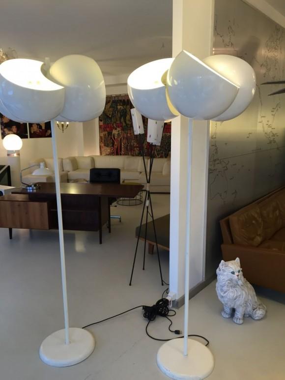Elastique Zurich Stehlampe Giunone Magistretti Lamp 2