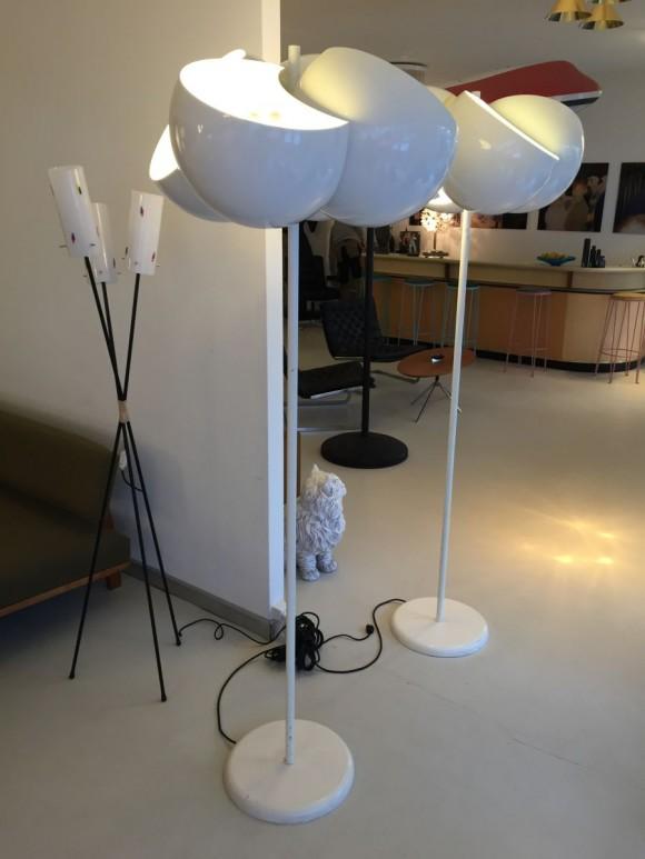 Elastique Zurich Stehlampe Giunone Magistretti Lamp 4