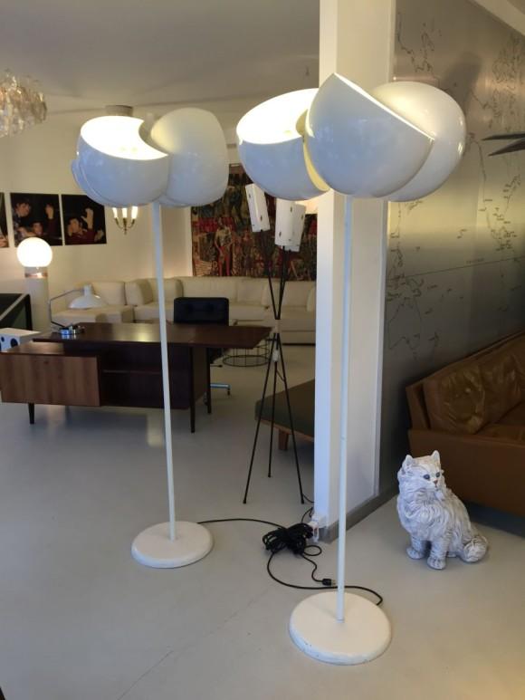 Elastique Zurich Stehlampe Giunone Magistretti Lamp 5