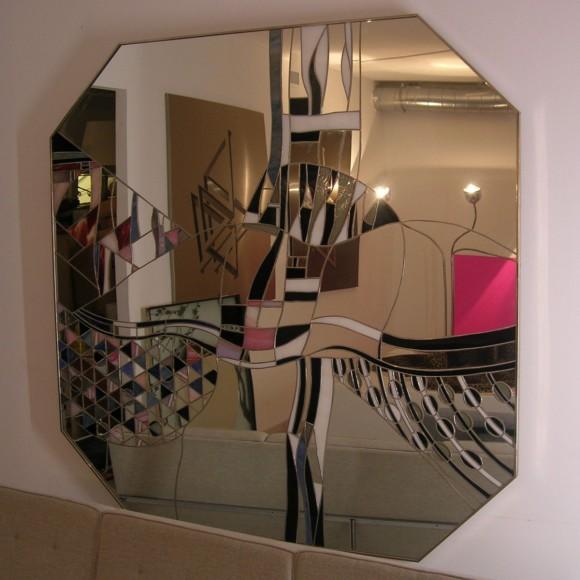 Mirror Spiegel Albano Poli Verona 5