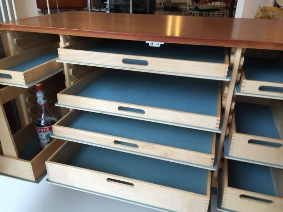 Dieter Waeckerlin Idealheim Teak Sideboard 4