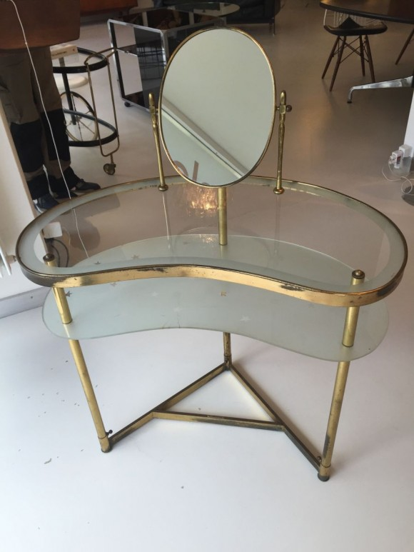 Dressing Table Italien 1950 3