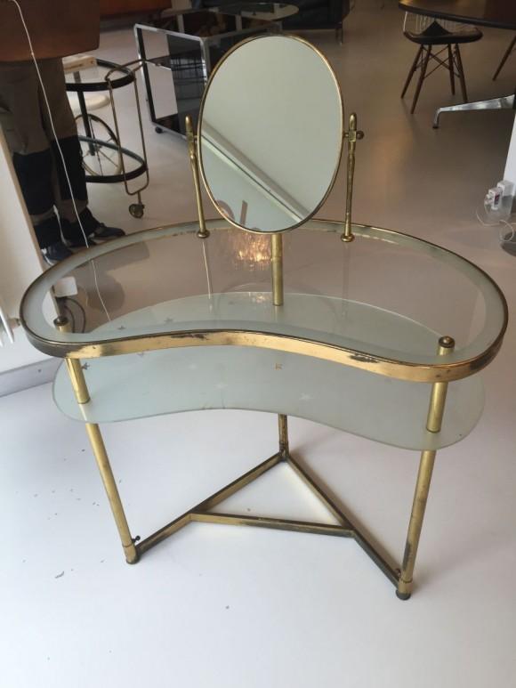 Dressing Table Italien 1950 3