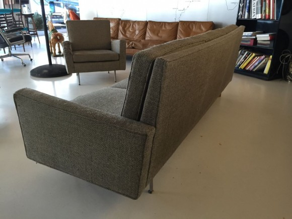 Florence Knoll Sofa And Two Chairs 5