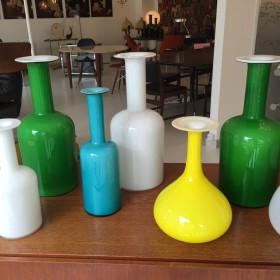 Holmegaard-Vasen von Brauer