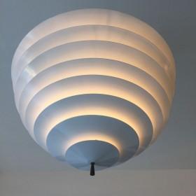 Lampe von Ernest Brantschen