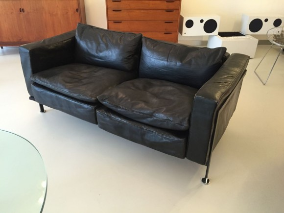 Robert Haussmann Two Seater Sofa 1