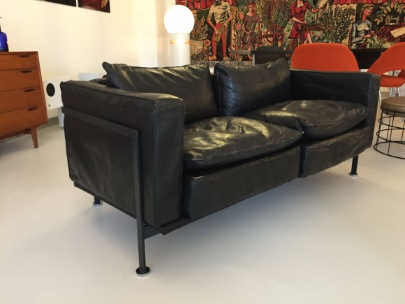 Robert Haussmann Two Seater Sofa 2