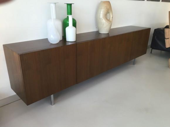 Elastique Vintage Zurich Nussbaum Sideboard 1960 3