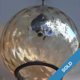 """6 grosse """"Balloton"""" Glaslampen"""