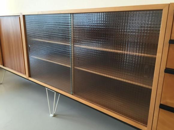 Elastique Vintage Zurich Alfred Altherr Sideboard Credenza 3