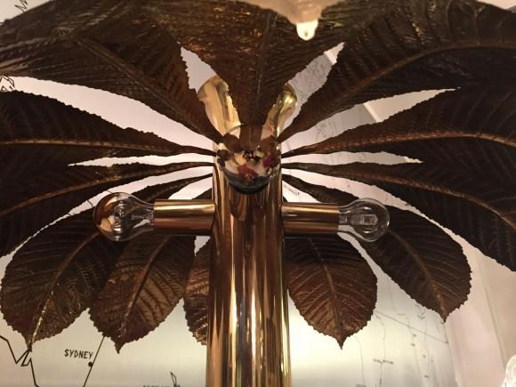 Elastique Vintage Zuerich Barbi Style Palmenlampe Palm Lamp 1