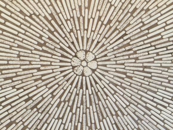 Elastique Vintage Zuerich Mosaik Tisch 1960 3