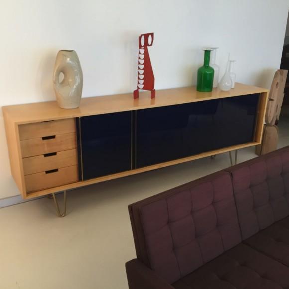 Elastique Vintage Zuerich Sideboard Maple Ahorn Werner Gantenbein 1