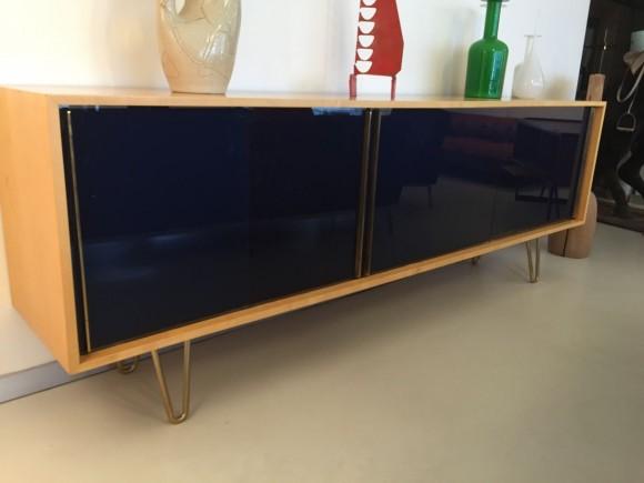 Elastique Vintage Zuerich Sideboard Maple Ahorn Werner Gantenbein 5