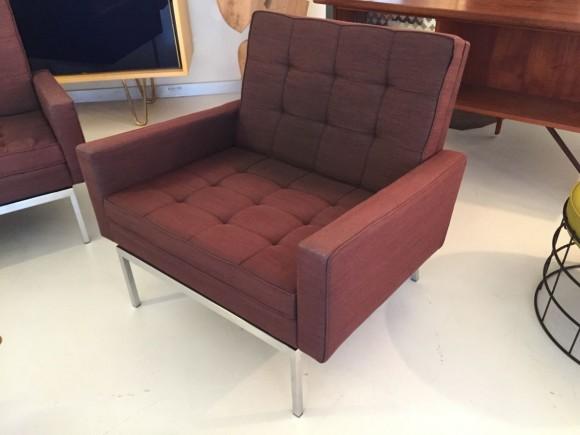 Elastique Vintage Zuerich Sitzgruppe Sofa Sessel Chair Florence Knoll 1