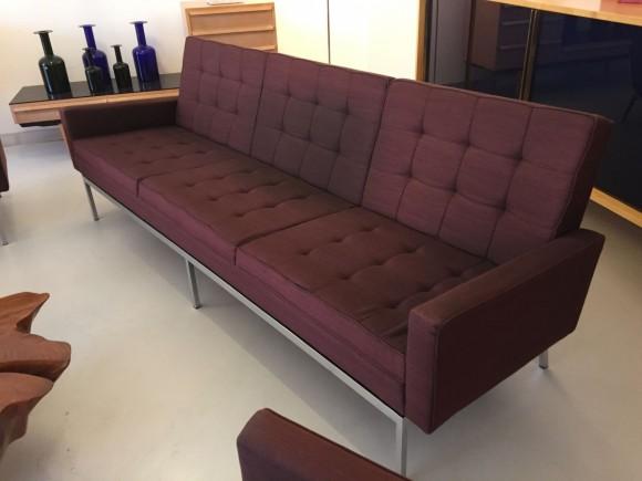 Elastique Vintage Zuerich Sitzgruppe Sofa Sessel Chair Florence Knoll 4