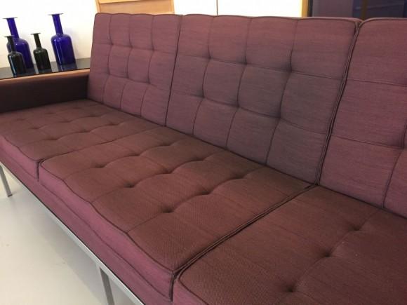 Elastique Vintage Zuerich Sitzgruppe Sofa Sessel Chair Florence Knoll 5