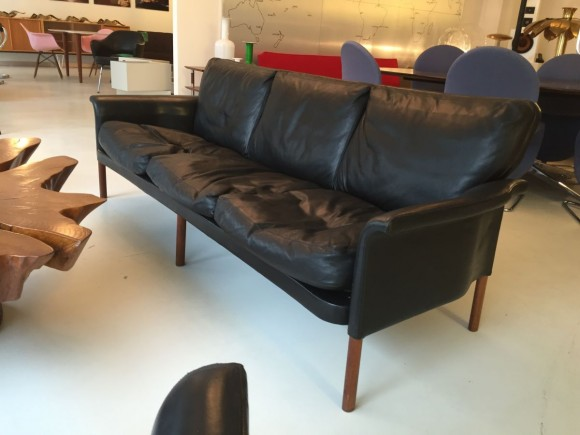 Elastique Vintage Zuerich Sofa Sessel Chairs Daenisch Danish 1