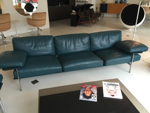 Elastique Vintage Zurich Diesis Sofa Citterio Nava 1