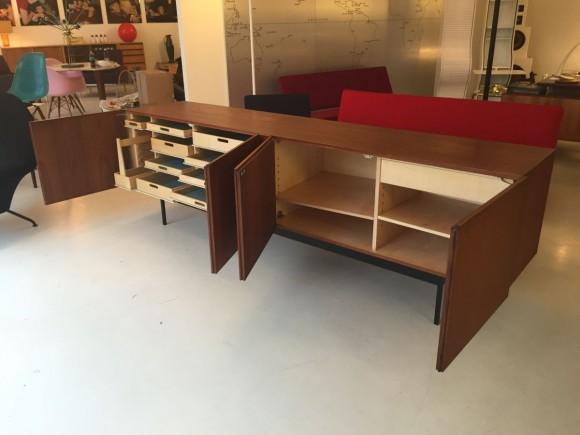 Elastique Vintage Zuerich Sideboard B40 Dieter Waeckerlin Idealheim 3