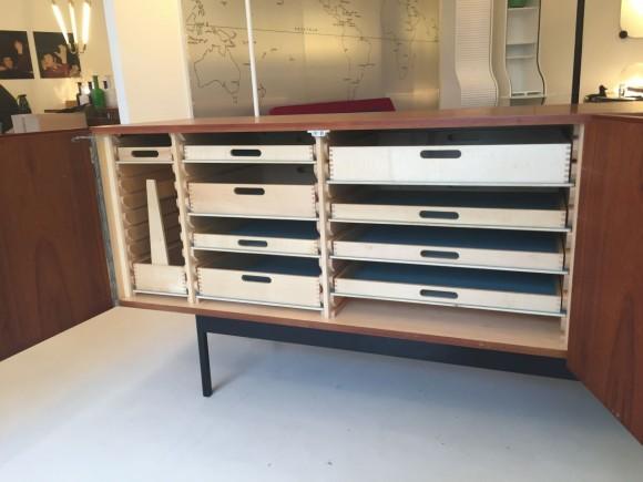 Elastique Vintage Zuerich Sideboard B40 Dieter Waeckerlin Idealheim 4