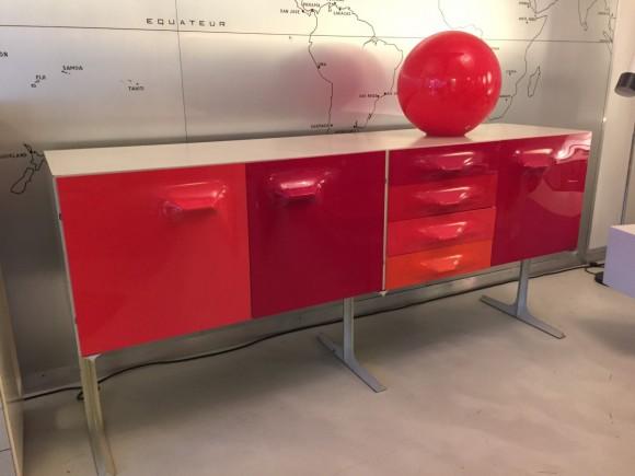 Elastique Vintage Zuerich Raymond Loewy Sideboard 3