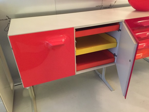 Elastique Vintage Zuerich Raymond Loewy Sideboard 4