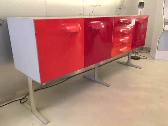 Elastique Vintage Zuerich Raymond Loewy Sideboard 6
