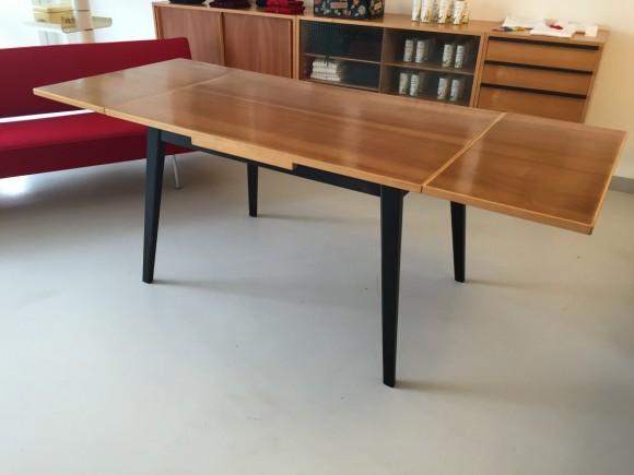Elastique Vintage Zuerich Swiss Dining Table Schweizer Auszugstisch 1950 Horgen Glarus Bellmann Bill 6