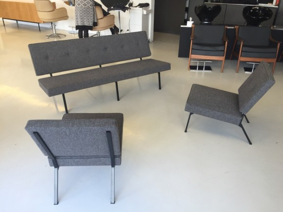 Bebek Sofa And Chair By Elastique Zuerich 16
