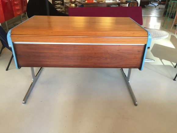 Elastique Vintage Zuerich George Nelson Action Office Desk 5