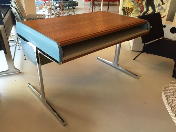 Elastique Vintage Zuerich George Nelson Action Office Desk 7