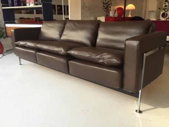 Elastique Vintage Zuerich Sofa Ledersofa Rh 302 Robert Haussmann 3