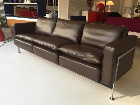Elastique Vintage Zuerich Sofa Ledersofa Rh 302 Robert Haussmann 4