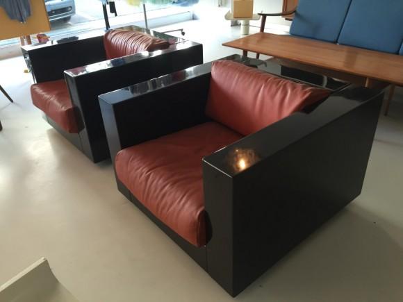 Elastique Vintage Moebel Moebel Zuerich Massimo Vignelli Saratoga Chair 5