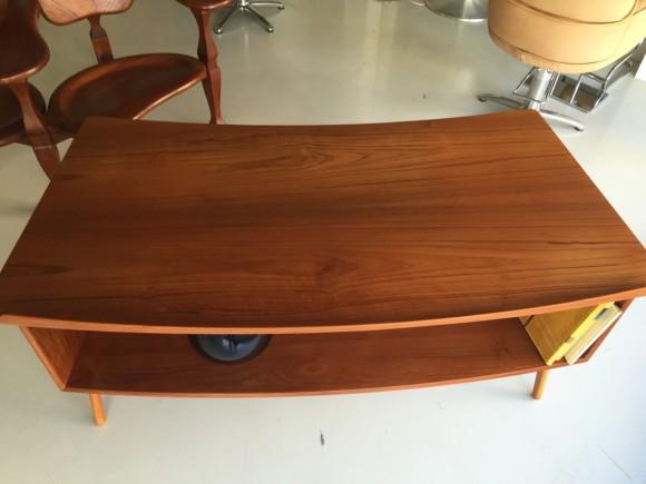 Elastique Vintage Moebel Zuerich Svend Aage Madsen Sigurd Hansen Desk Danish Teak 4