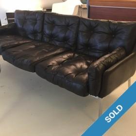 Sofa und Sessel von Roland Rainer
