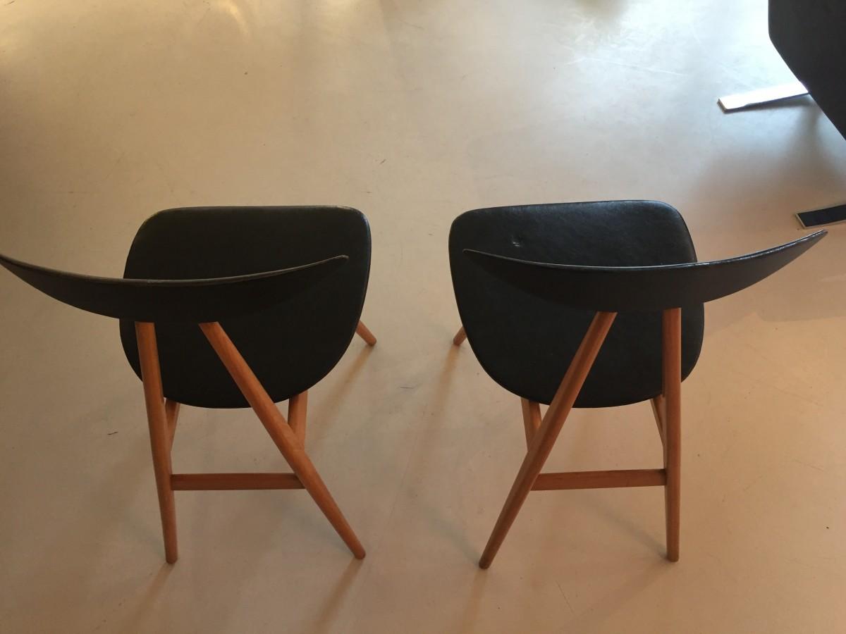 Vintage Stühle elastique vintage möbel furniture zürich schweiz stühle