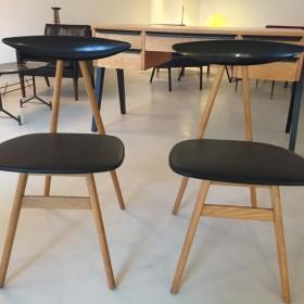 Stühle von Girsberger 1950