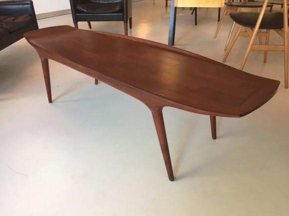 Elastique Vintage Furniture Moebel Zuerich Schweiz Arne Hovman Olsen Mogens Kold D  Nemark Denmark Coffee Table 3