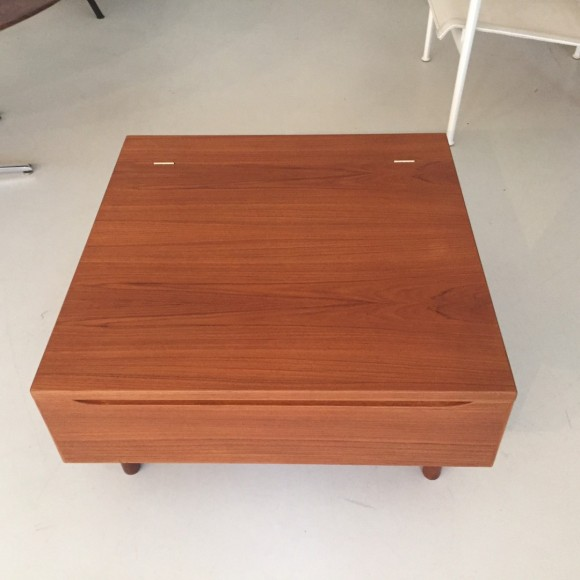 Elastique Vintage Furniture Moebel Zuerich Schweiz Hans Wegner Table Tisch Teak Getama Denmark Daenemark 1
