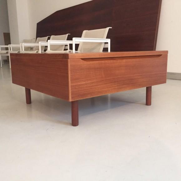 Elastique Vintage Furniture Moebel Zuerich Schweiz Hans Wegner Table Tisch Teak Getama Denmark Daenemark 3