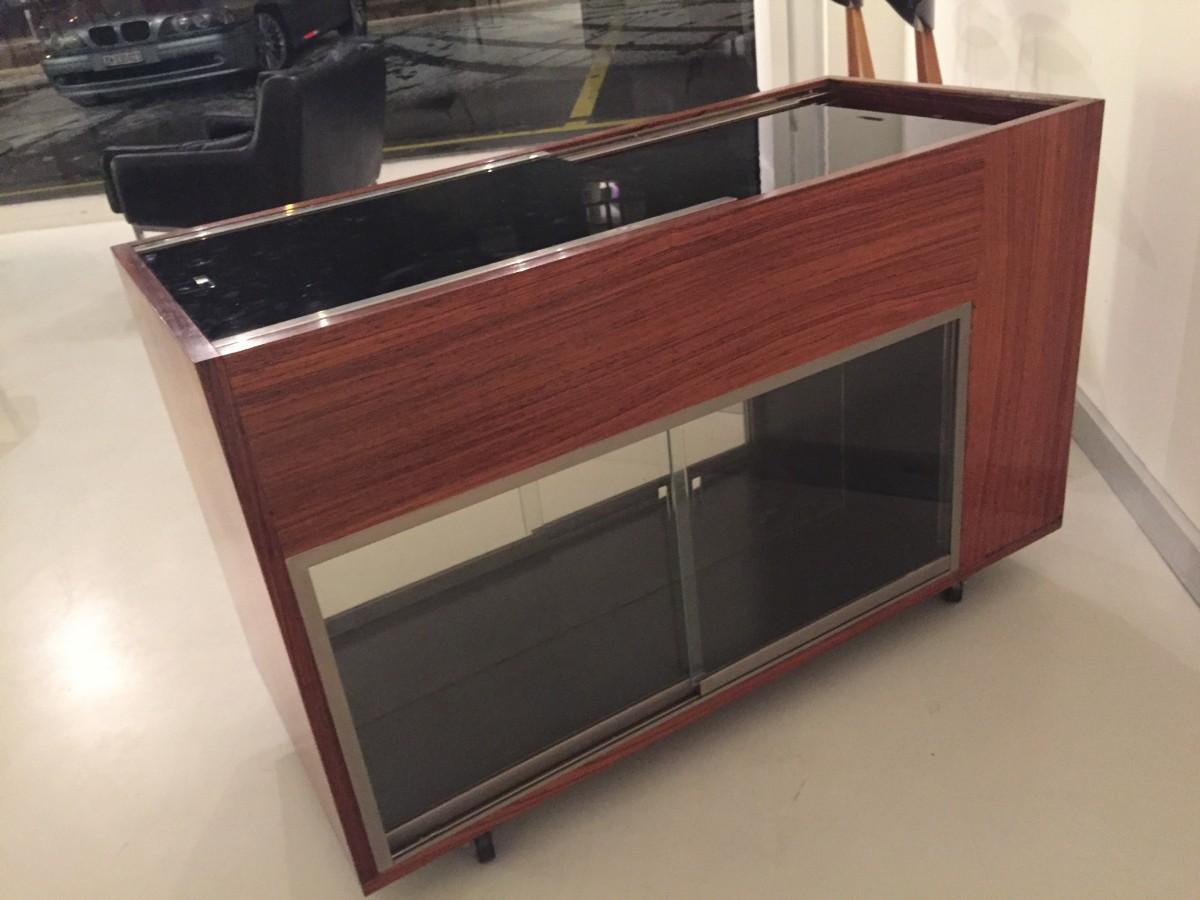 Barwagen Aus Palisander Elastique Zurich Vintage Mobel Furniture