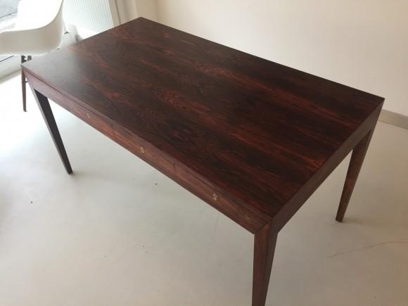 Elastique Vintage Furniture Moebel Zuerich Schweiz Schreibtisch Desk Palisander Rosewood Severin Hansen Haslev Danish 7