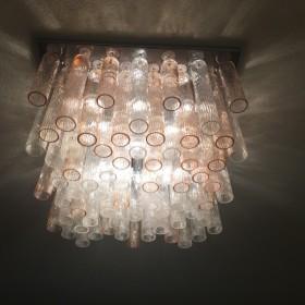 Deckenlampe von Kalmar 1960