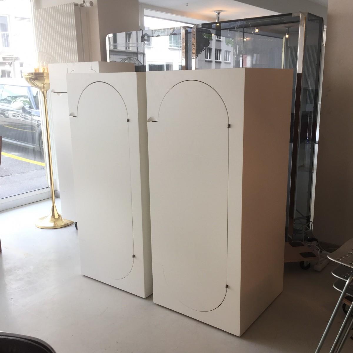 elastique vintage möbel furniture zürich schweiz – 2 x Schrank von ...