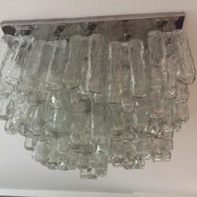 Grosse Deckenlampe von Kalmar