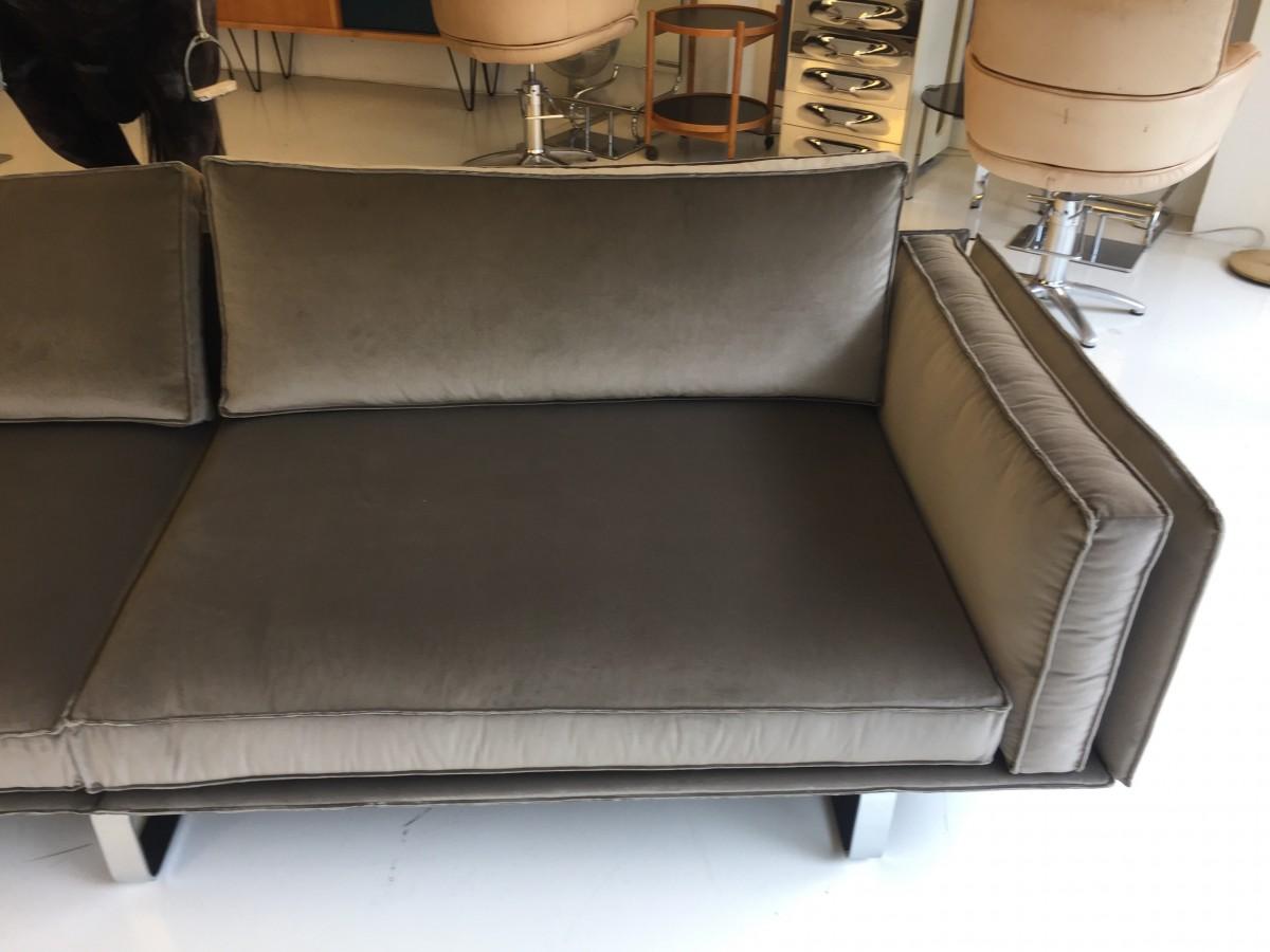 sofa hersteller schweiz interesting de sede ds designer sofa dunkel blau leder zweisitzer. Black Bedroom Furniture Sets. Home Design Ideas