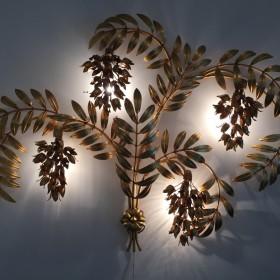 Blattlampe von Hans Kögl